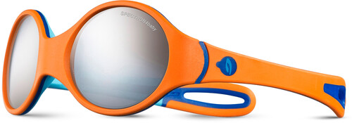 Julbo Loop Spectron 4 Sunglasses Baby 2-4Y Orange/Sky Blue/Blue-Gray Flash Silver 2018 Sonnenbrillen YdW1BoPQ6